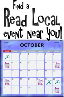 "calendar page with blocky text that says ""Find a Read Local event near you!"