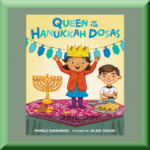 QUEEN OF THE HANUKKAH DOSAS (ISBN: 978-0374304447) by Pamela Ehrenberg (Washington, D.C.), author of Ethan, Suspended and Tillmon County Fire
