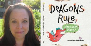 "Courtney Pippin-Mathur is the author/illustrator of two picture books, ""Maya Was Grumpy"" and ""Dragons Rule, Princesses Drool"". She is most knowledgeable about writing and illustrating picture books."