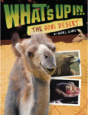Tweet to tell us that you read WHAT'S UP IN THE GOBI DESERT by Ginjer Clarke