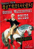 Tweet to tell us that you read GEORGE WASHINGTON'S SPIES by Claudia Friddell