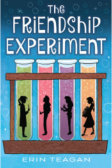 Tweet to tell us that you read THE FRIENDSHIP EXPERIMENT by Erin Teagan