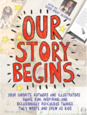 Tweet to tell us that you read OUR STORY BEGINS edited by Elissa Brent Weissman