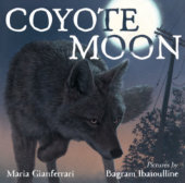 Tweet to tell us that you read COYOTE MOON by Maria Gianferrari