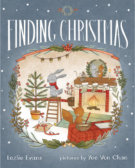 Tweet to tell us that you read FINDING CHRISTMAS by Lezlie Evans