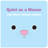 Tweet to tell us that you read QUIET AS A MOUSE by Chieu Anh Urban