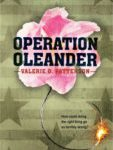 Tweet to tell us that you read OPERATION OLEANDER by Valerie Patterson