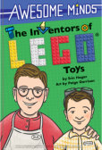 Tweet to tell us that you read THE INVENTORS OF LEGO TOYS by Erin Hagar