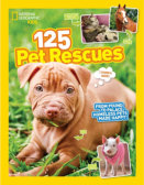 Tweet to tell us that you read 125 PET RESCUES by Kitson Jazynka