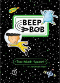 Tweet to tell us that you read BEEP AND BOB by Jonathan Roth