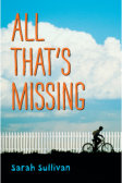 Tweet to tell us that you read ALL THAT'S MISSING by Sarah Sullivan