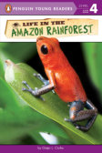 Tweet to tell us that you read LIFE IN THE AMAZON RAINFOREST by Ginjer Clarke