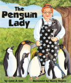 Tweet to tell us that you read THE PENGUIN LADY by Carol Cole