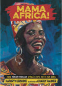Tweet to tell us that you read MAMA AFRICA by Kathryn Erskine