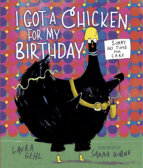 Tweet to tell us that you read I GOT A CHICKEN FOR MY BIRTHDAY by Laura Gehl