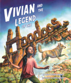 Tweet to tell us that you read VIVIAN AND THE LEGEND OF THE HOODOOS by Terry Jennings