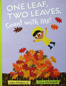 Tweet to tell us that you read ONE LEAF, TWO LEAVES: COUNT WITH ME by John Micklos, Jr.