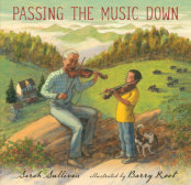 Tweet to tell us that you read PASSING THE MUSIC DOWN by Sarah Sullivan
