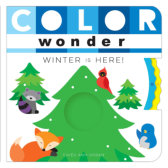 Tweet to tell us that you read COLOR WONDER: WINTER IS HERE by Chieu Anh Urban