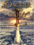 Tweet to tell us that you read DAGGER AND COIN by Kathy MacMillan