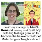 Laura Renauld, author of FRED'S BIG FEELINGS