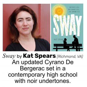 Kat Spears, author of SWAY