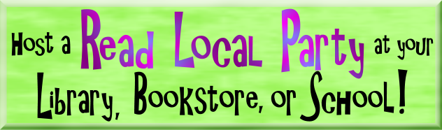 Host a FREE Read Local Kick-off Party at your school, library, or organization!