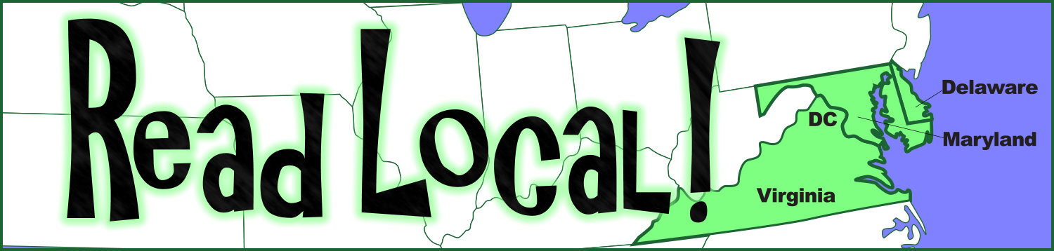 Read Local Challenge - Maryland, Delaware, Virginia, and Washington D.C. SCBWI authors