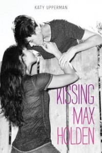 kissing max holden