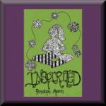 INSPIRITED (ISBN: 978-1534888463) by Penelope Aaron (North Bethesda, MD), author of Inspiraled