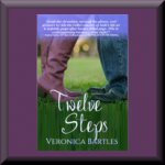 TWELVE STEPS (ISBN: 978-0692636725) by Veronica Bartles (Catonsville, MD), author of The Princess and the Frogs